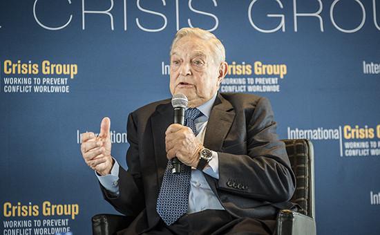 Американский инвестор Джордж Сорос