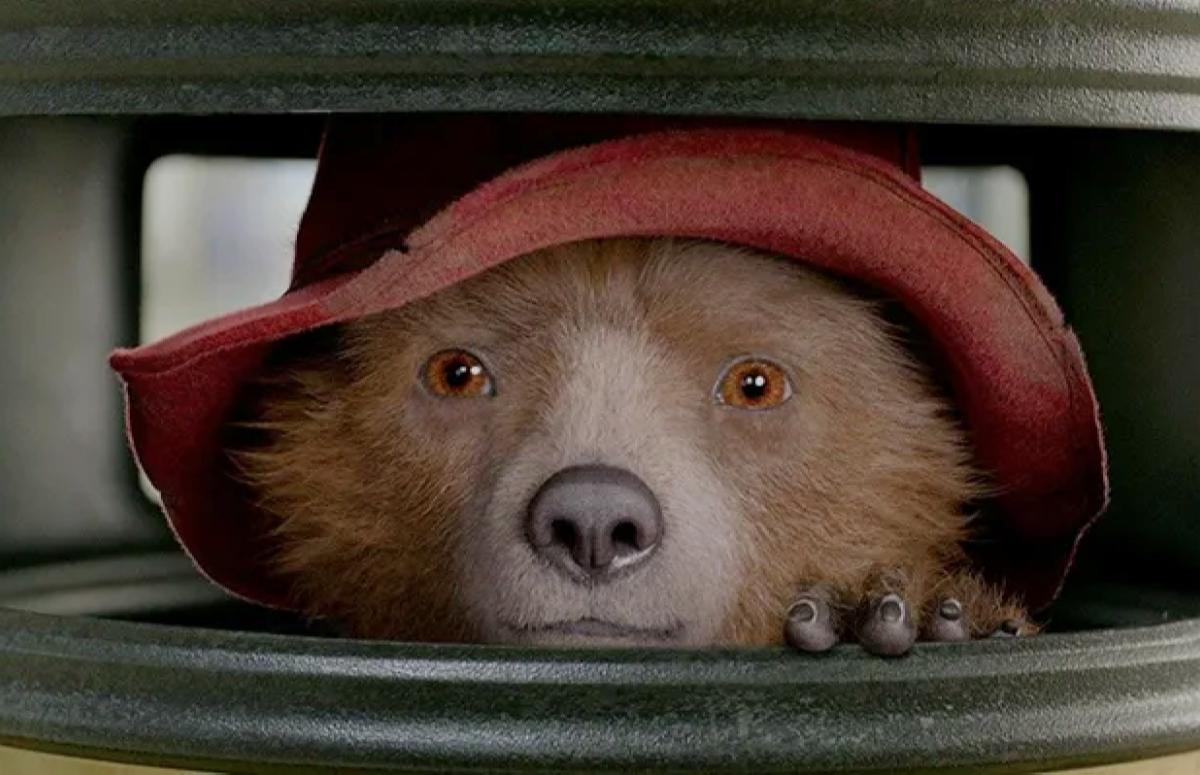 Кадр из фильма «Приключения Паддингтона 2»