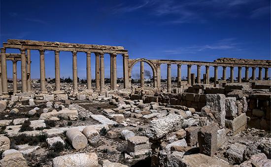 Старый город Пальмиры