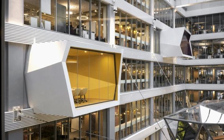 Фото: Архитектурные бюро Evolution Design, Т+Т Architects via Best Office Awards 2020
