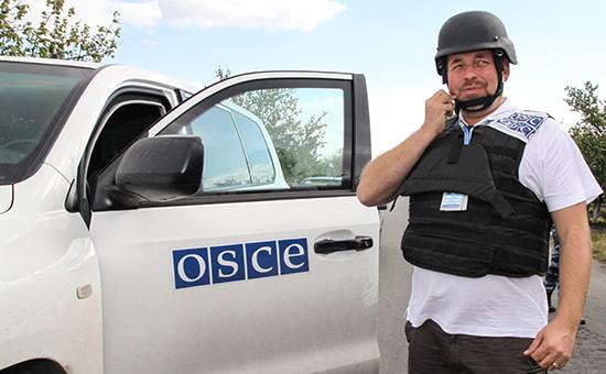 Представитель миссии ОБСЕ на Украине