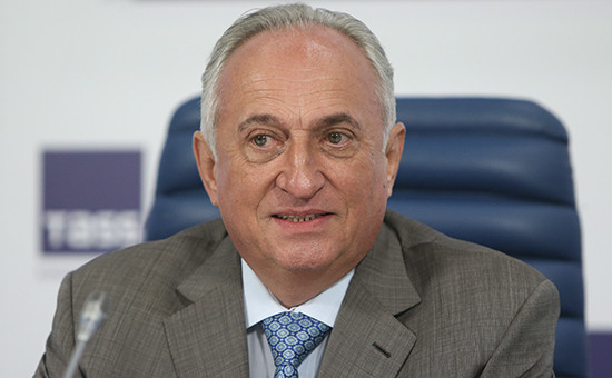 Бизнесмен Василий Анисимов