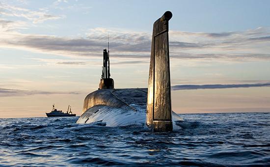 Подводный крейсер стратегического назначения «Юрий Долгорукий»