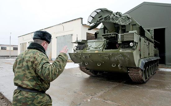 Зенитно-ракетный комплекс «Бук-М1»