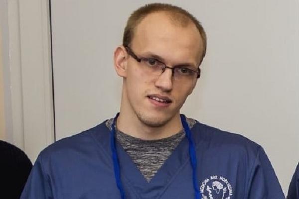 Поисками пропавшего в Петербурге студента медвуза Сергея Павлова занялись МВД и ФСБ