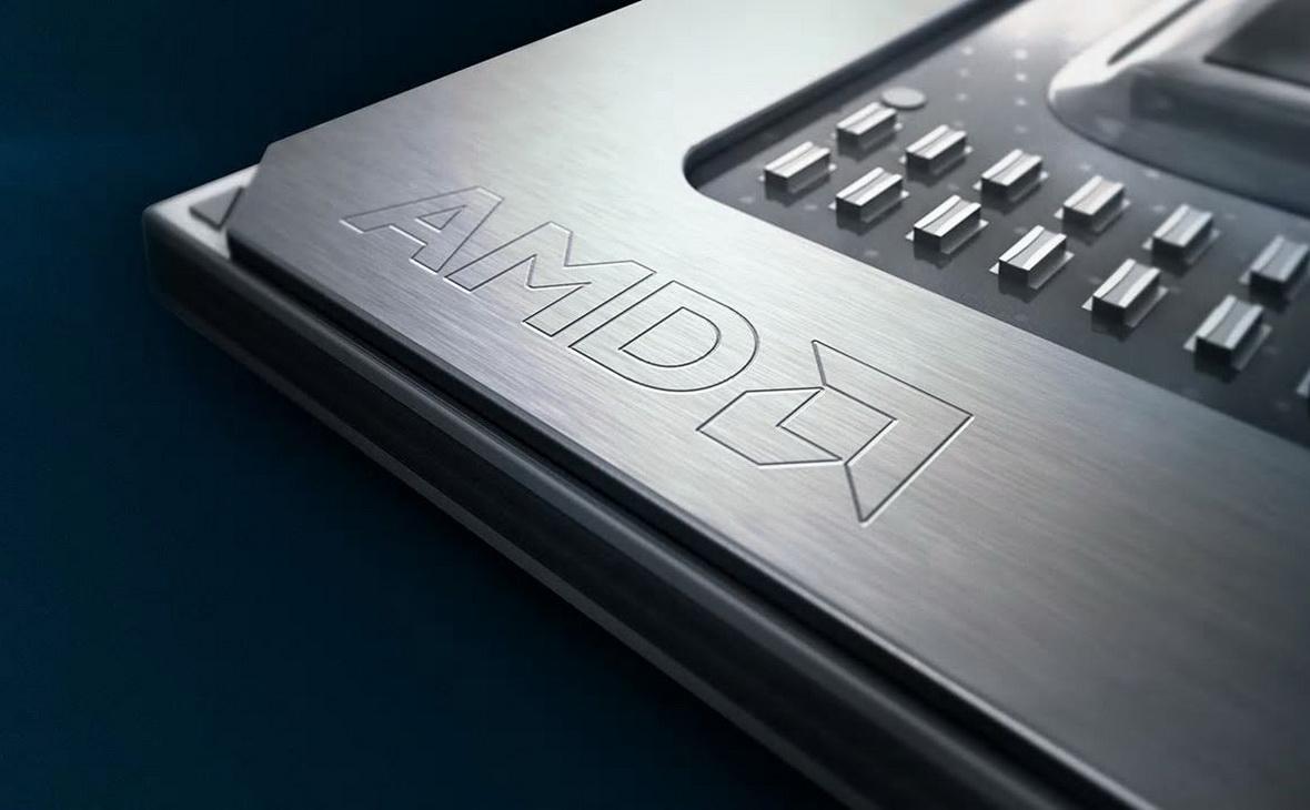 Фото: AMD