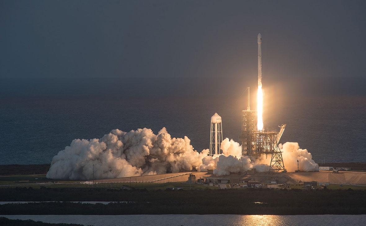 Фото: SpaceX / Zuma / Global Look Press