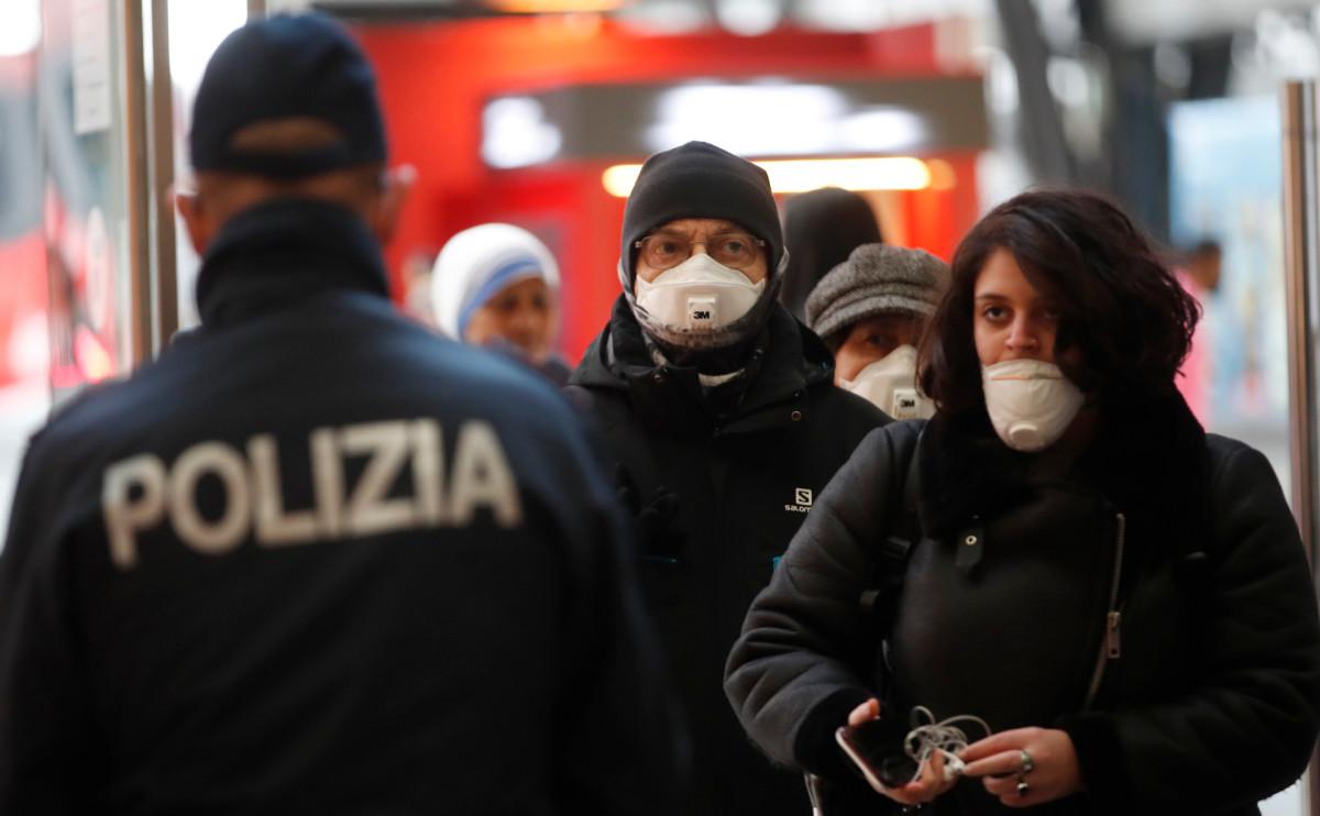 Фото: Antonio Calanni / AP