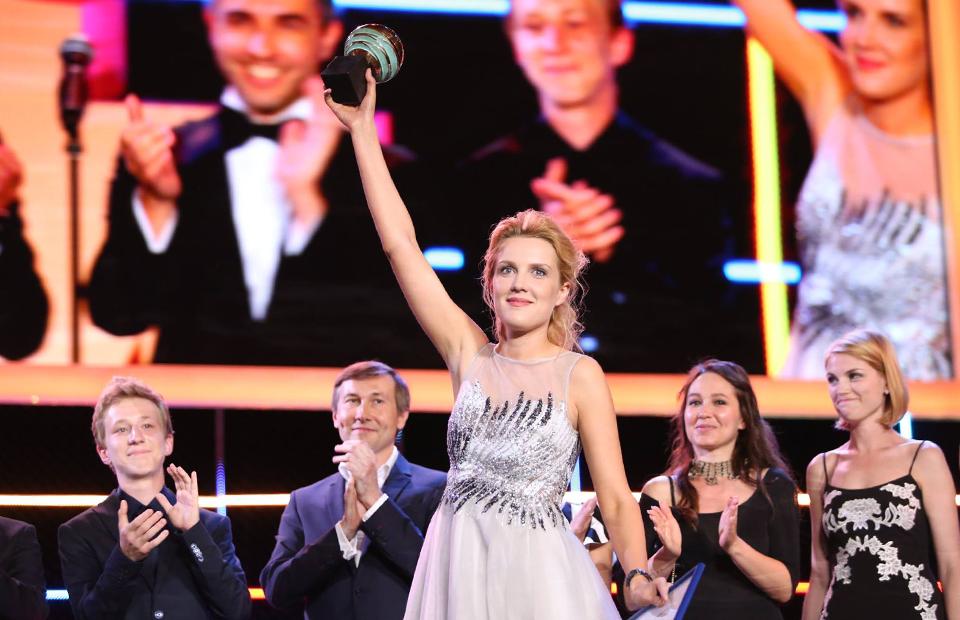 Режиссер Оксана Карас получила Гран-при Открытого российского фестиваля «Кинотавр» за фильм «Хороший мальчик»
