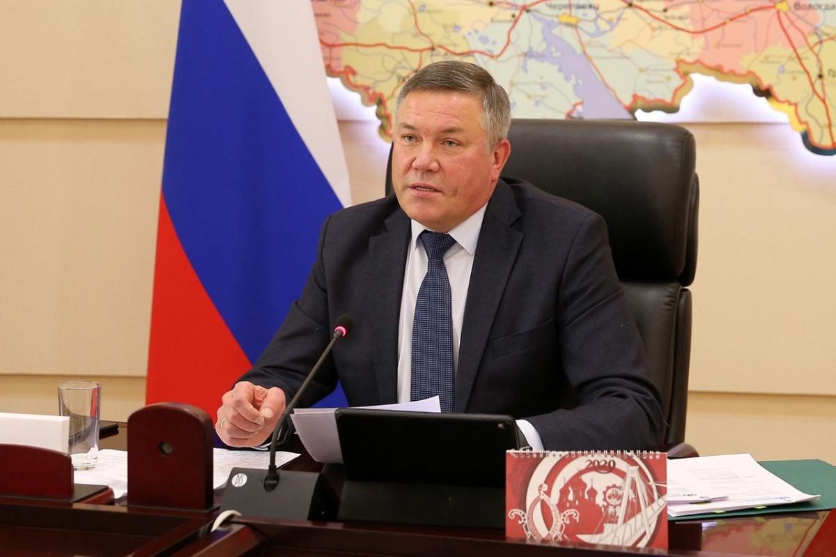 Фото: пресс-служба губернатора Вологодской области