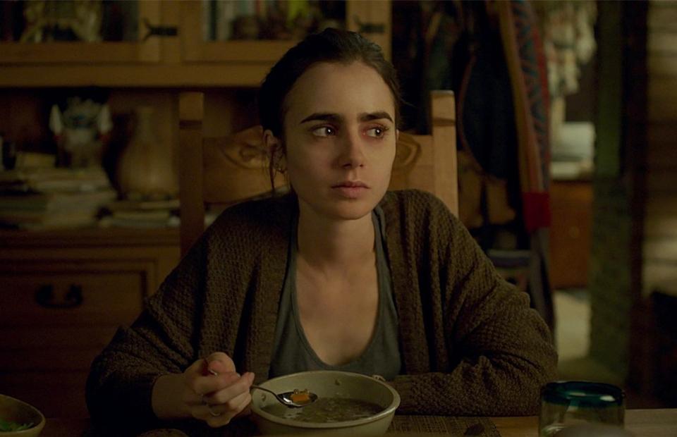 Кадр из фильма «До костей»
