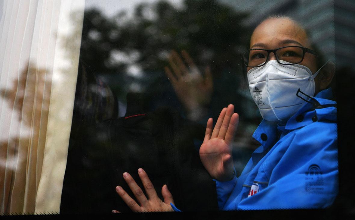Фото: Wei Peiquan / Global Look Press
