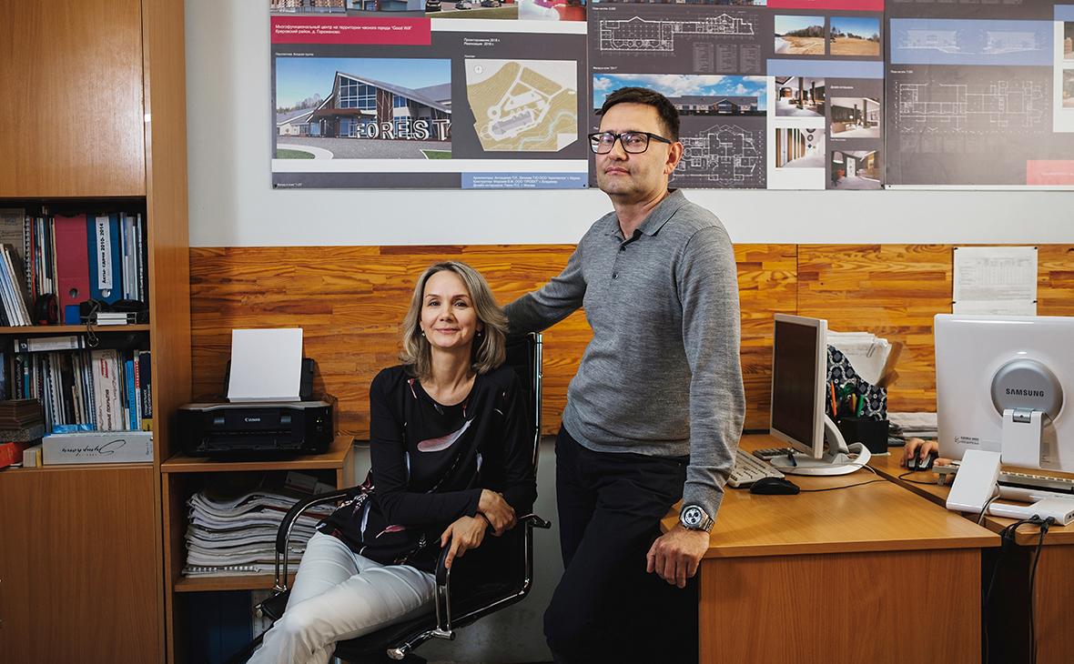 Татьяна и Тимофей Антощенко