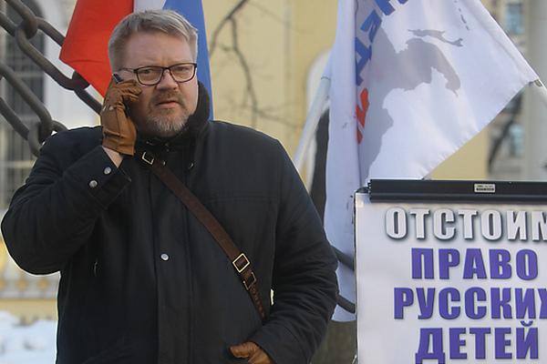 Общественный деятель и публицистЙоханБекман