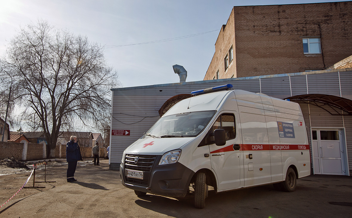 Оренбургская областная клиническая инфекционная больница