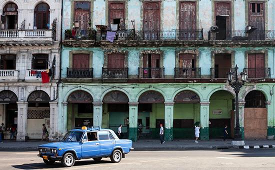Гавана, Куба, июнь 2016 года