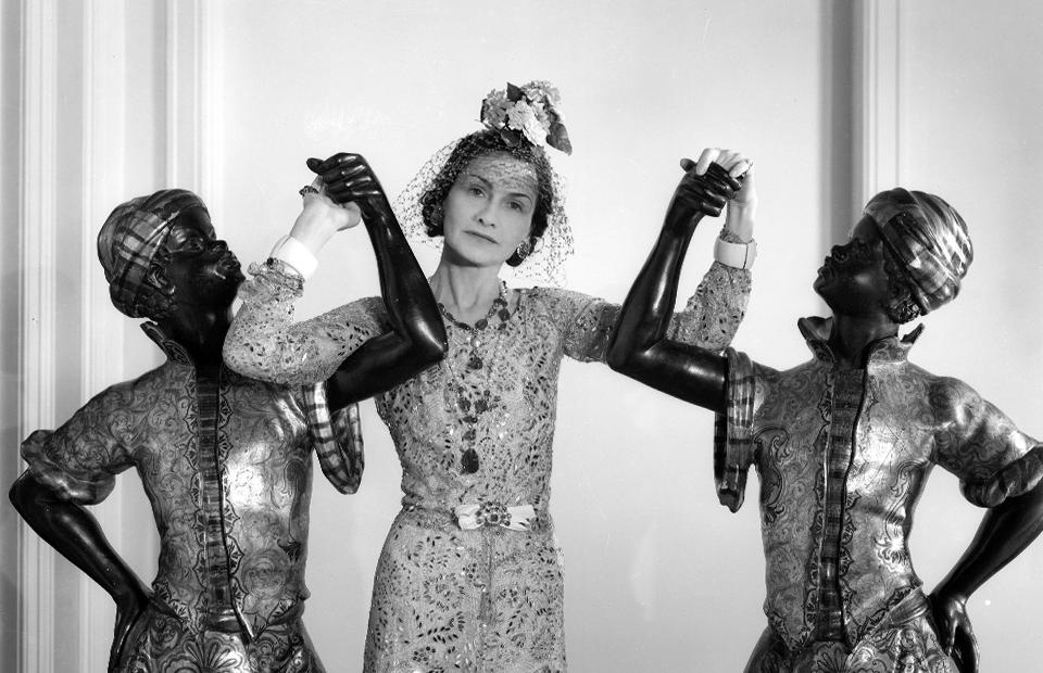 Коко Шанель, 1937