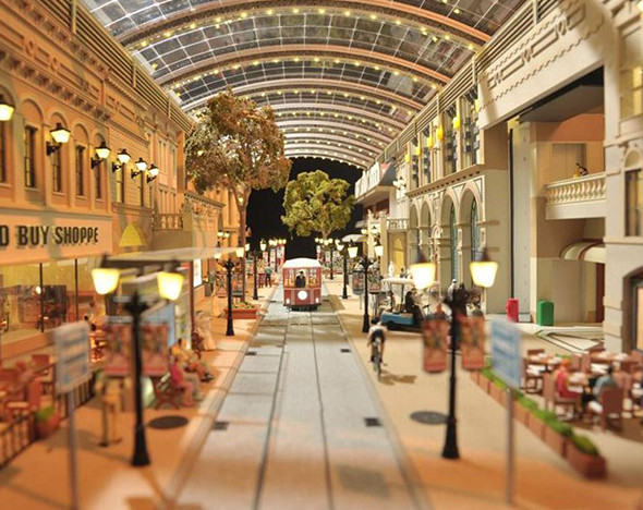 Фото:  Mall of the World