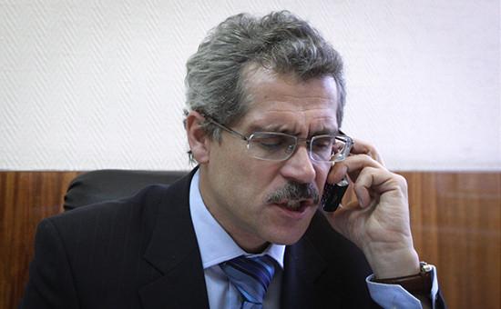 Экс-глава Московской антидопинговой лаборатории ГригорийРодченков