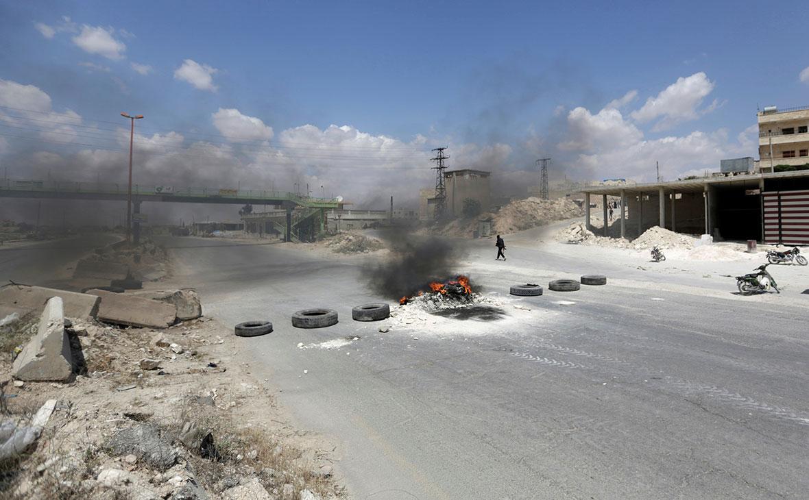Трасса Дамаск — Алеппо