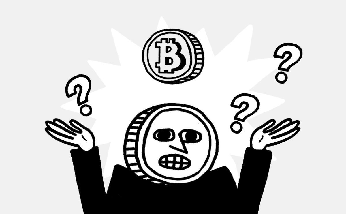 «Биткоин на распутье». Почему цена криптовалюты может упасть до $20 ты