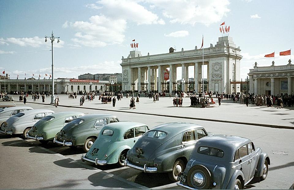Фото: park-gorkogo.com