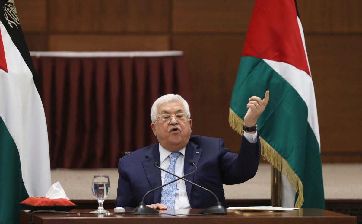 Президент Палестины подписал указ об освобождении всех политзаключенных