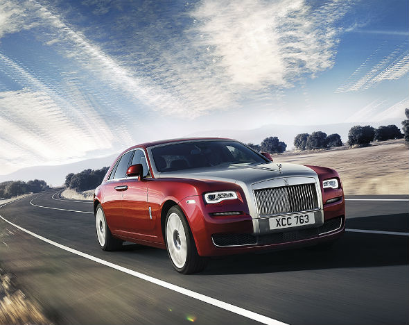 Фото: Rolls Royce