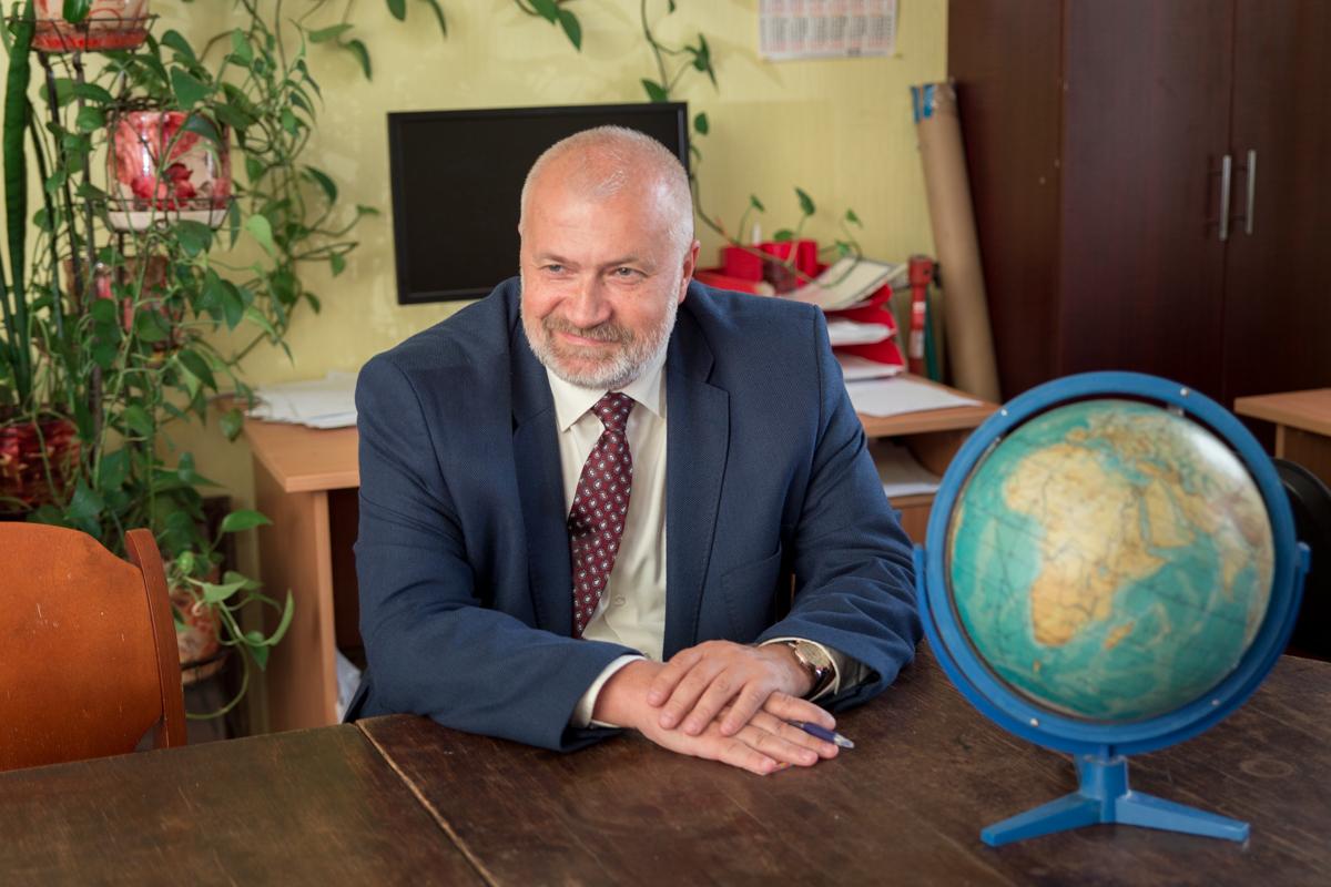 Депутат Михаил Амосов