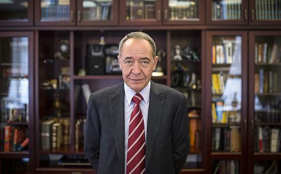 Глава «Газпром-Медиа» Михаил Лесин