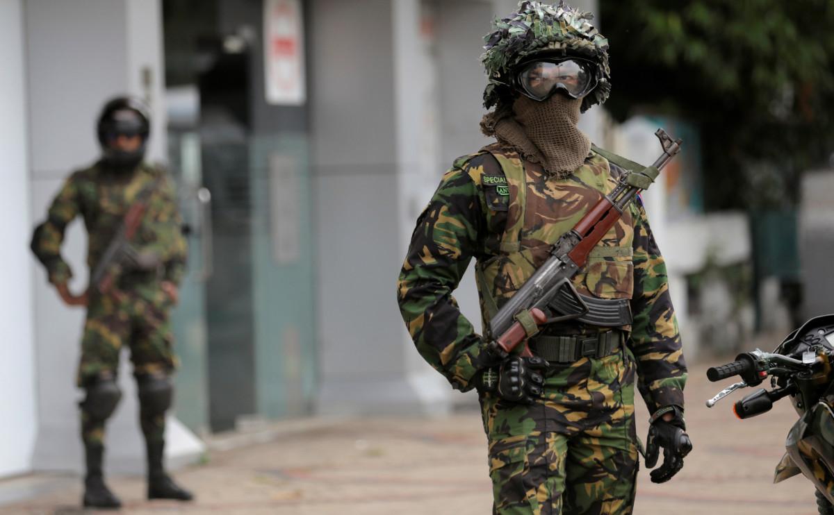 Фото: Dinuka Liyanawatte / Reuters