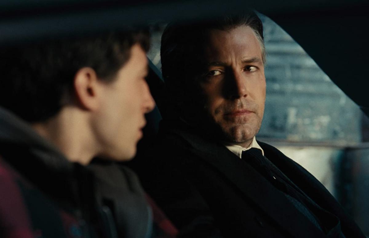 Кадр из фильма «Лига справедливости»
