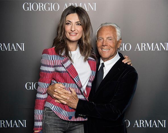 Фото: пресс-служба Giorgio Armani