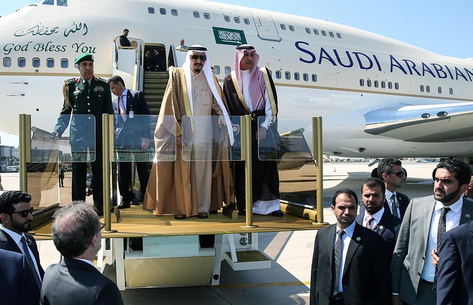 Турне короля Саудовской Аравии Салмана ибн Абдул-Азиз ибн Абдуррахман Аль Сауда по Азии