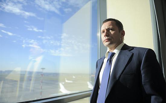 Председатель совета директоров ОАО«Международный аэропорт Внуково» Виталий Ванцев