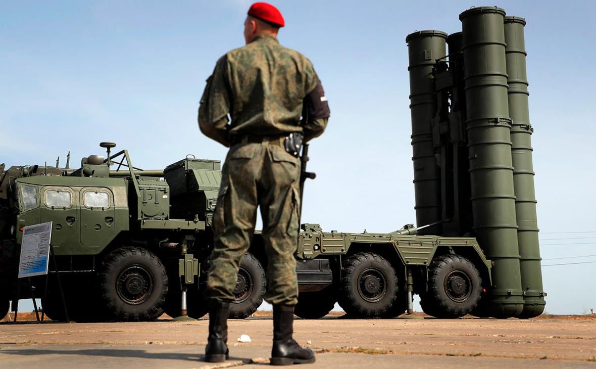 США введут санкции против Турции из-за экспорта вооружений из России