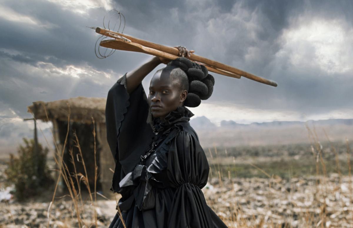 Фото: Tamary Kudita, Zimbabwe, Ooen Photographer of the Year, Open competition, Creative, 2021 Sony World Photography Awards