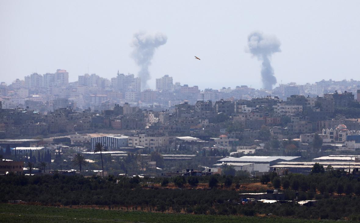 Сектор Газа. 29 мая 2018 года
