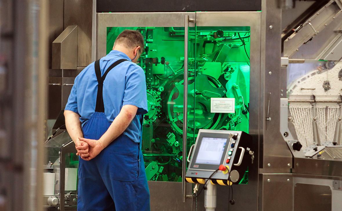 Производство табачных стиков для электронных устройств