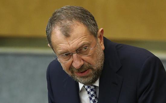 Заместитель главы думского комитета пофинансовым рынкам Владислав Резник. Фото 2014 года