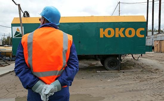 На строительной площадке Салымской группы нефтяных месторождений. Архивное фото