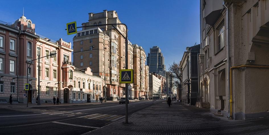 Долгоруковская улица в Москве