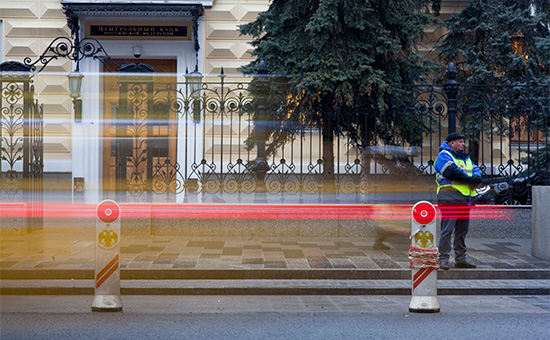 Здание Банка России
