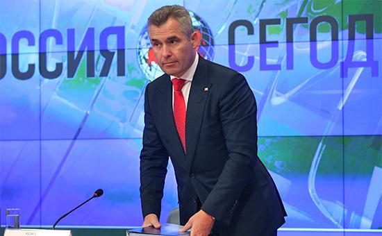 Уполномоченный по правам ребенка при президенте РФПавел Астахов