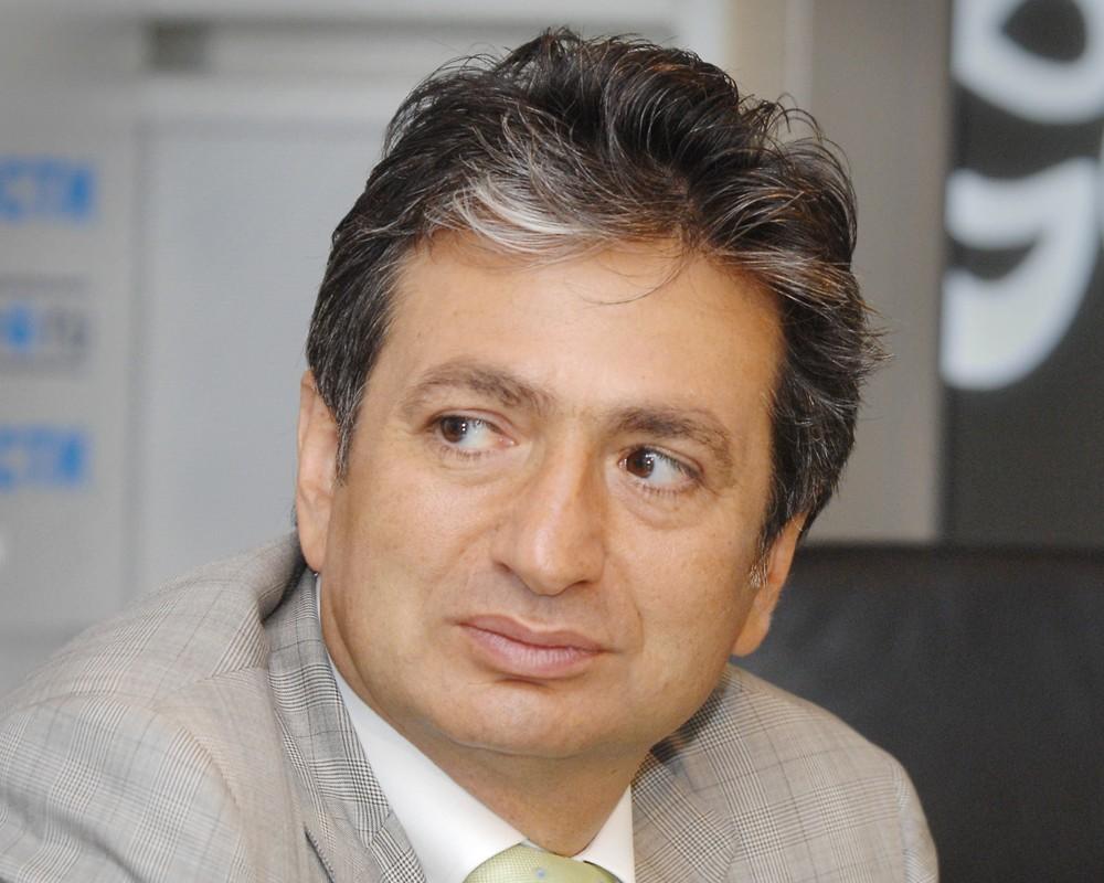 Один из бывших владельцев Юниаструм Банка Гагик Закарян