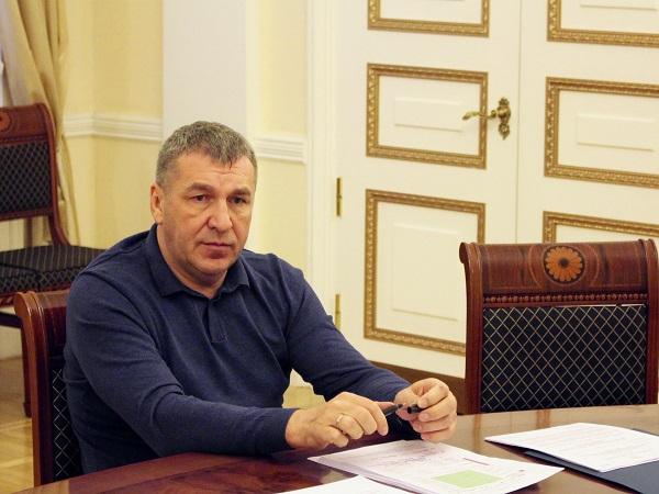 Бывший вице-губернатор Петербурга Игорь Албин