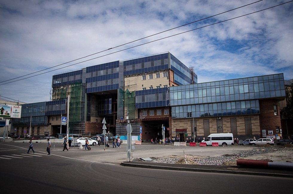 Два верхних этажа должны были перейти в собственность застройщика «Олдви» для размещения автотуристического кластера