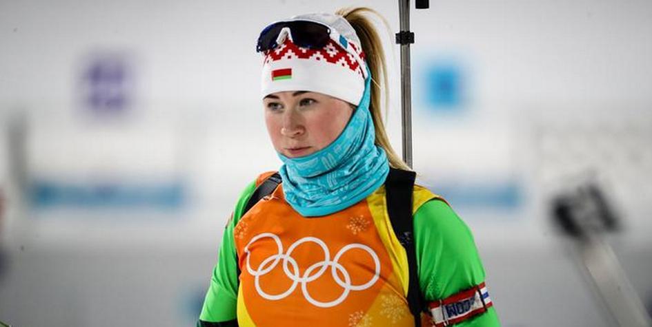 Фото: Динара Алимбекова / пресс-служба Национального олимпийского комитета Белоруссии