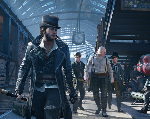 Фото: Assassin's Creed: Syndicate