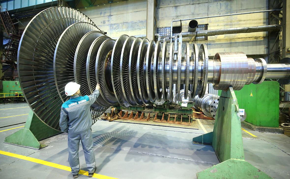 Продукция компании «Силовые машины»